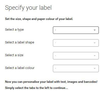 label-designer
