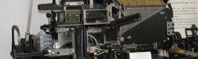 Linotype Setting Machine