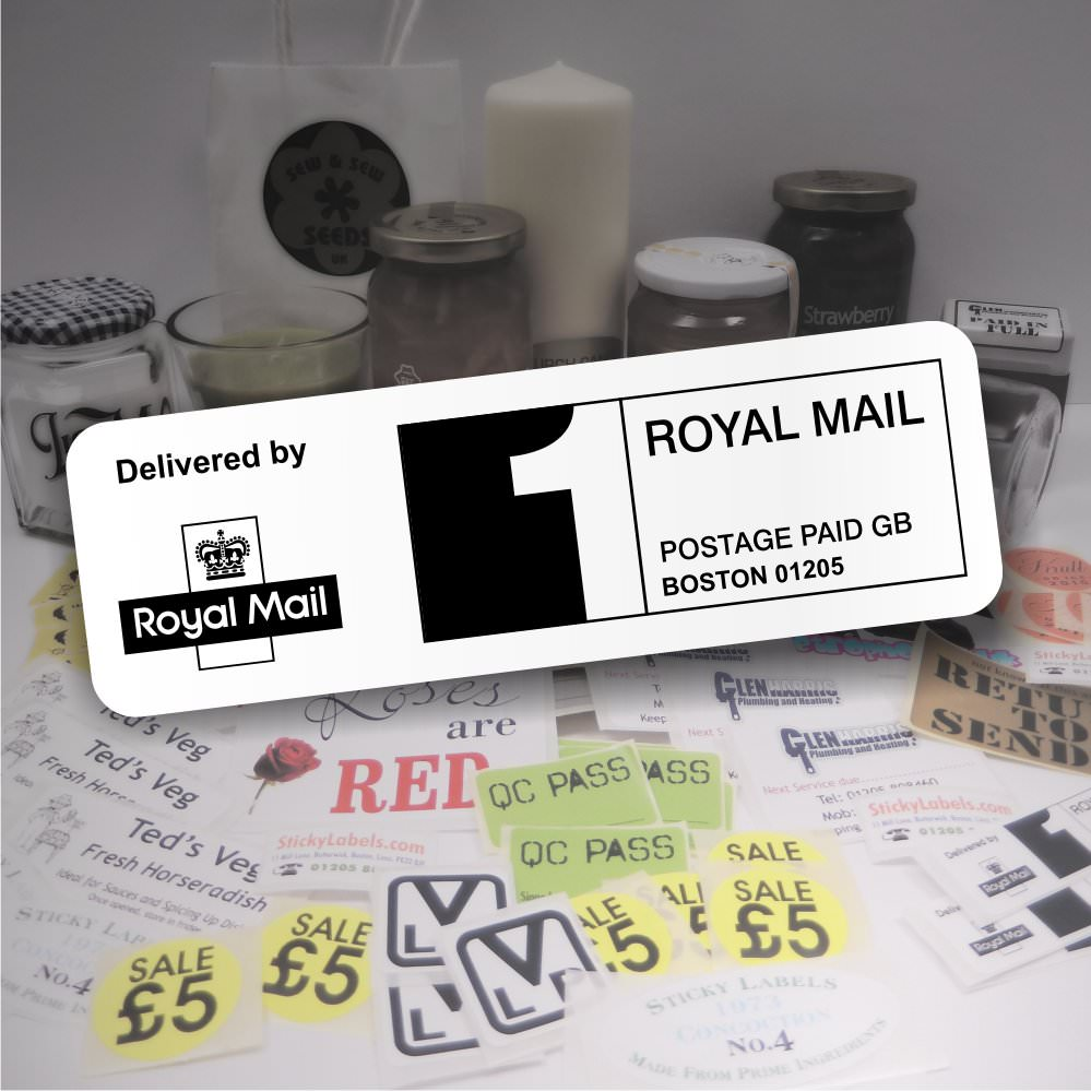 PPI Labels (Postage Labels)