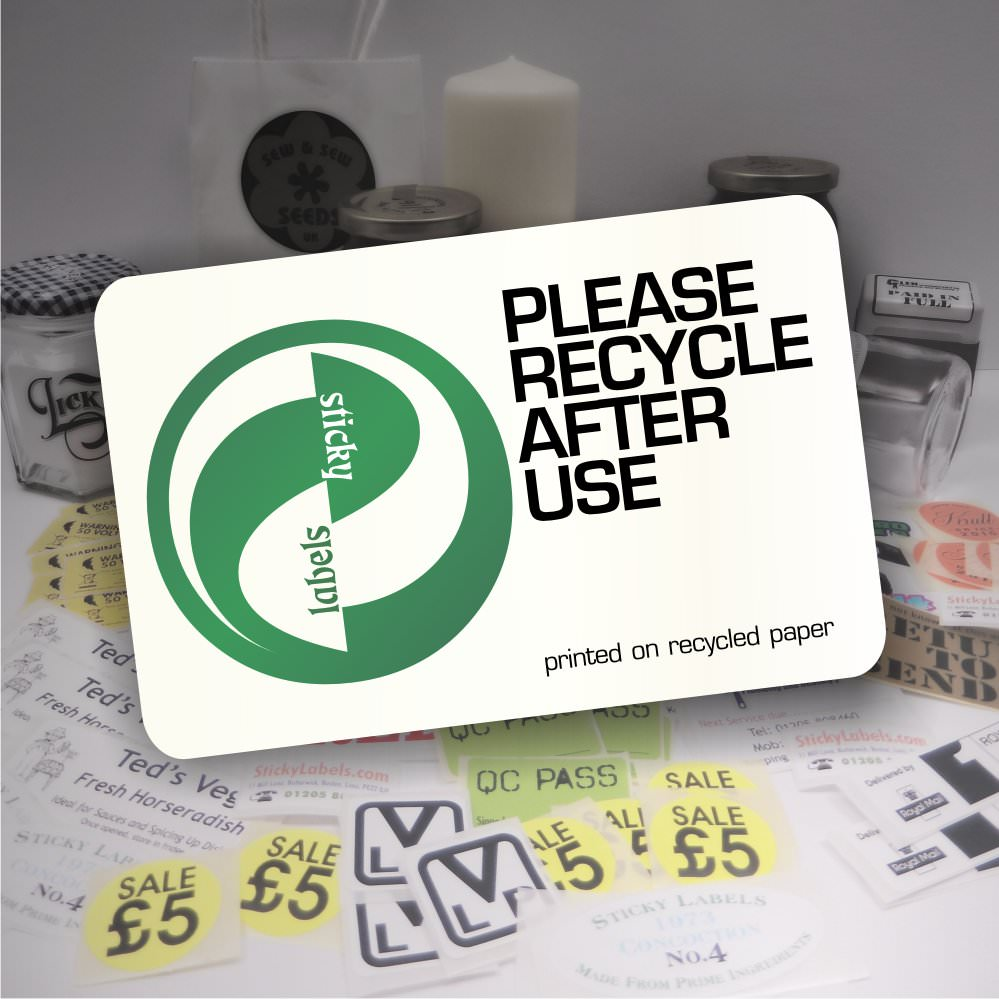 Recycled Labels